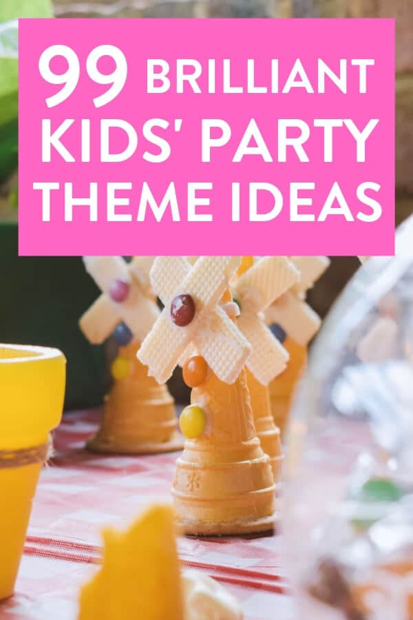 Kids party, party planning, kids party theme ideas