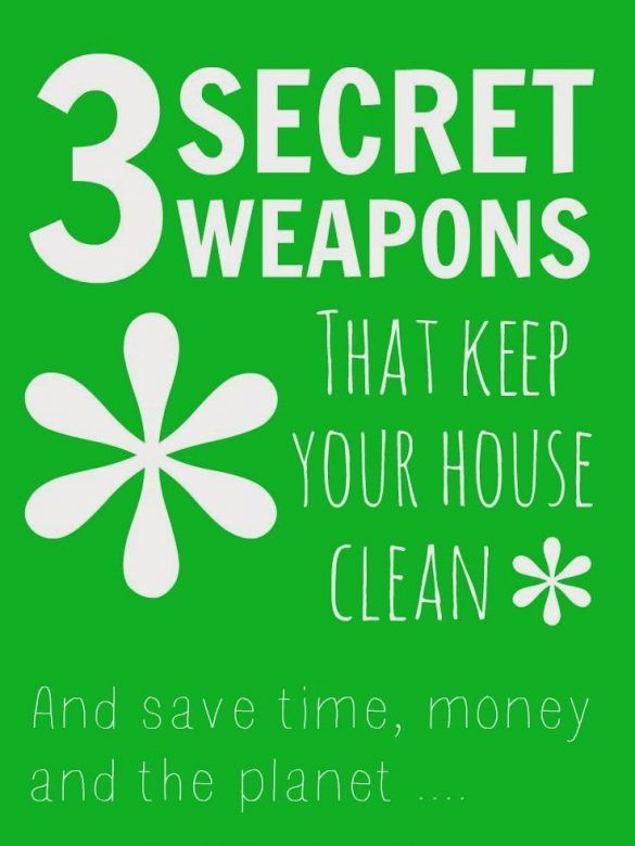 Best cleaning products - 3 totally brilliant natural cleaning products that get your house clean without chemicals and save you money