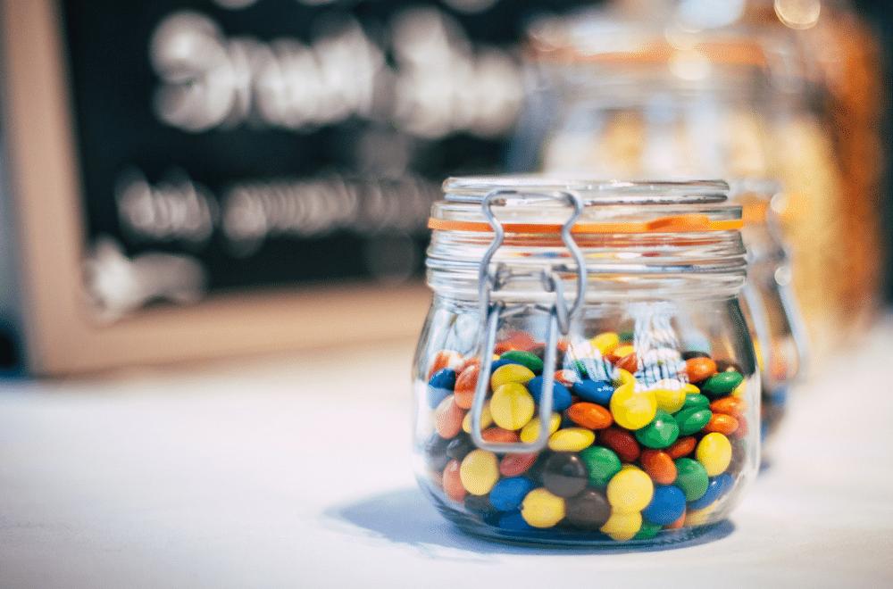 Mason Jar Home Organisation Ideas