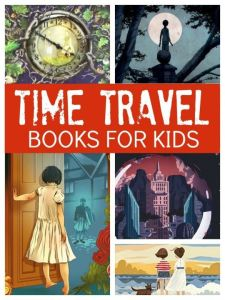 Books are a brilliant idea for Christmas gifts for children. Here are some brilliant time travel books that kids who are into Dr Who and other time travellers will love. #ChristmasGiftIdeas #Christmas #GiftIdeas #Books #KidsBooks