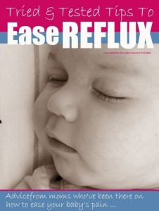 Reflux - tips to ease baby reflux from mums whose babies suffered with it""