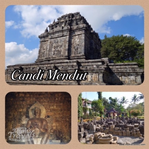 Candi Mendut, 9th century Buddhist temple