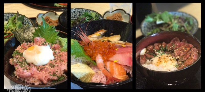 Eating in Singapore – Reasonably priced quality Japanese rice bowls @ En Sakaba