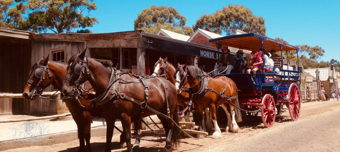 15 Days Tasmania & Melbourne Self Drive, 2017 – Day 13 (Sovereign Hill)