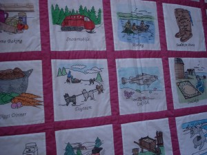 Pines Cove Applique And Crayon Quilts Intangible