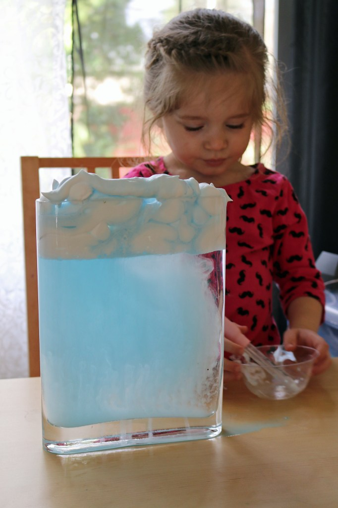 Fun Science Experiment for Kids