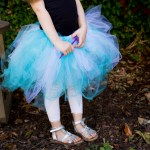 How To Make Frozen Tutu – Easy DIY Tutorial