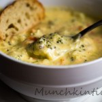 Most Pinned on Pinterest Panera Broccoli Cheese Soup