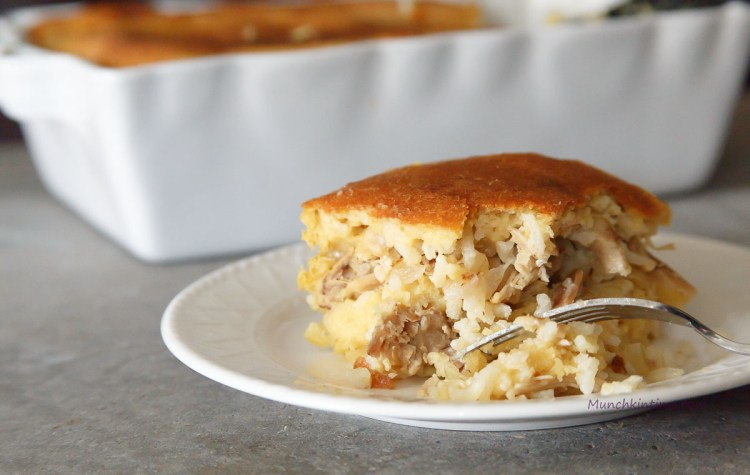 Easy Chicken Pie Recipe