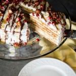 Delicious Honey Cake Medovik