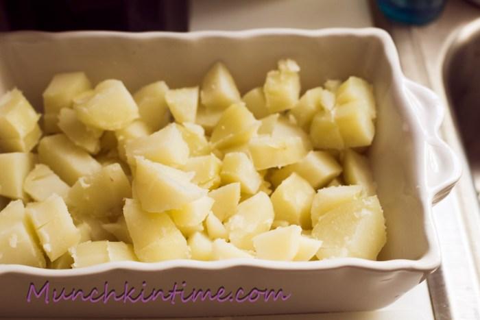 recipe for potato bake