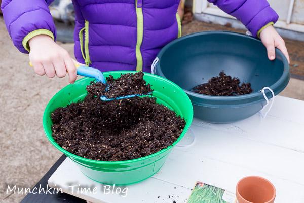 Easter Garden - Easter Activities for Kids#easteractivitiesforkids