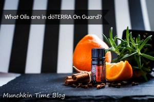 What Oils are in dōTERRA On Guard #essentialoils #onguard #doterra