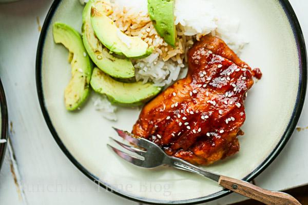 Best Hawaiian BBQ Chicken Recipe by Munchkintime