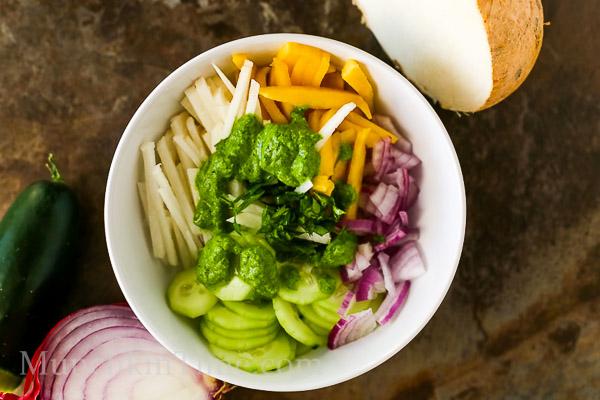 Cilantro Jalapeno Grilled Shrimp by Love Keil -- www.munchkintime.com #shrimprecipe