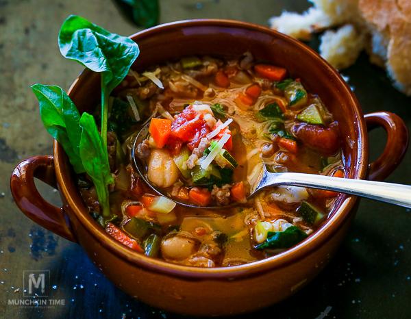 Incredibly Delicious Italian Sausage Soup Recipe - Taste Of Italy