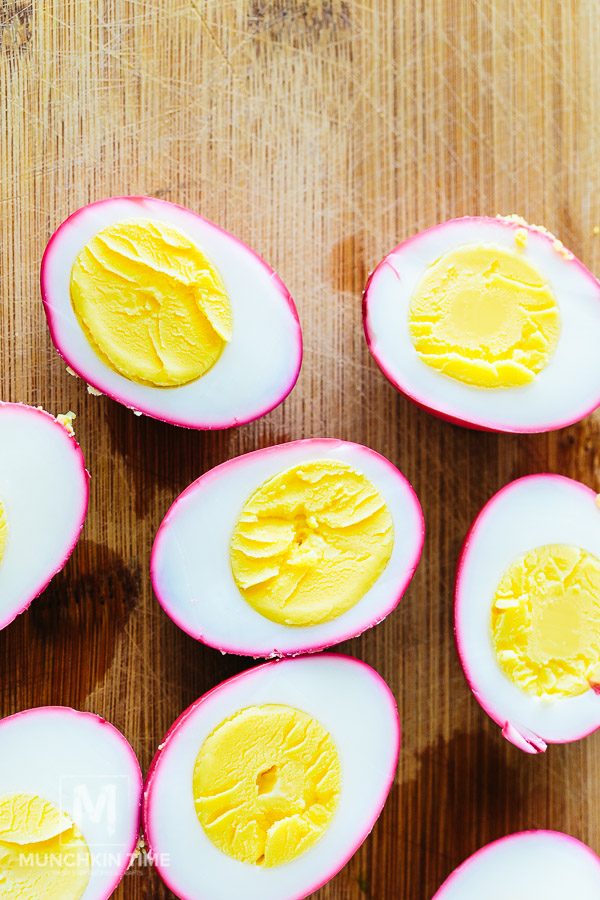 BEST Pinkalicious Deviled Eggs Recipe (Video Inside)