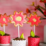 Mother's Day Flowers Easy Cookie Recipe