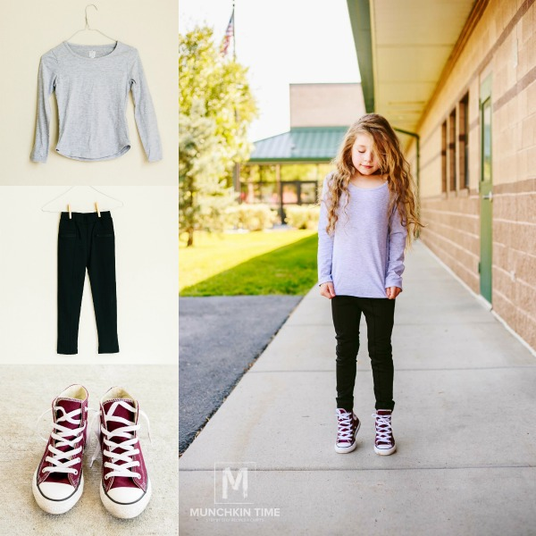 Back To School Outfits For Girls - 12 items from Fred Meyer - Outfit #12