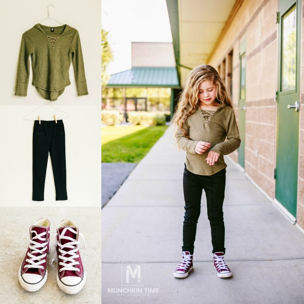Back To School Outfits For Girls - 12 items from Fred Meyer - Outfit #9