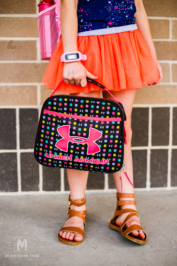 Back To School Supplies - Under Armour Lunch Box