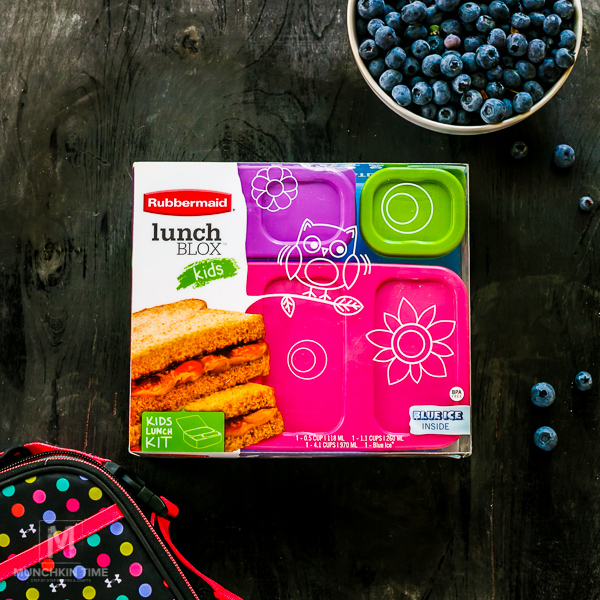 Back To School Supplies - Rubbermaid lunch blox