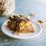 Delicious Bulgarian Baklava Recipe (Walnut pie)