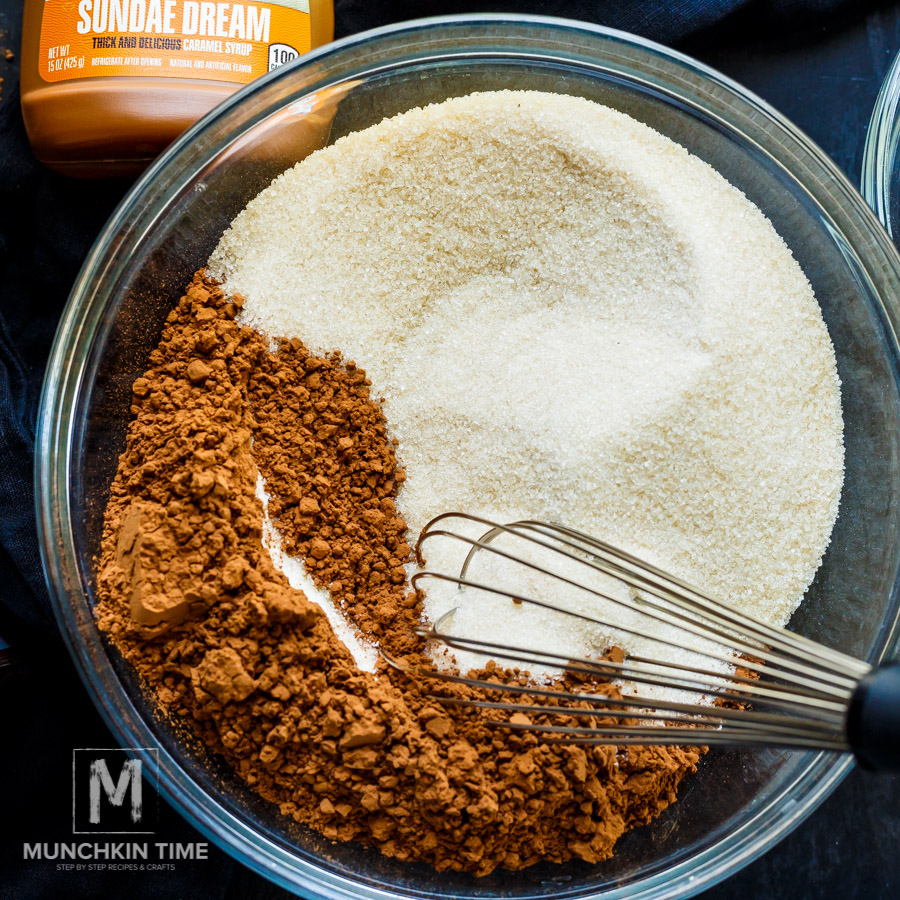 Molten Lava Cake Using Cake Mix