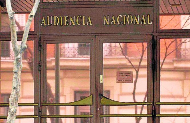 """Résultat de recherche d'images pour """"tribunal audiencia nacional madrid"""""""