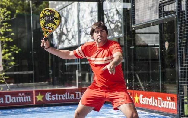 Cristian Gutierrez para Serena Pádel