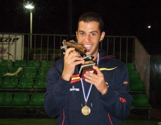 David Garcia Campos el mejor de Madrid