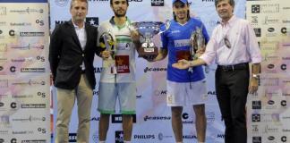 Ganadores del World Padel Tour Castellon