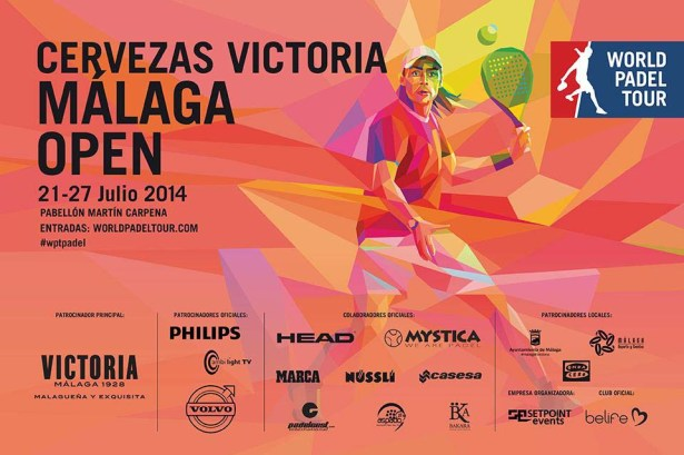 Cervezas Victoria Málaga Open 2014