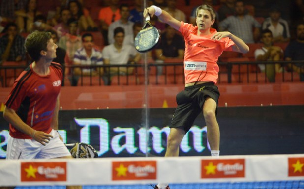 Biglieri y Sanmarti ganan el Gran Slam-Circuit Català