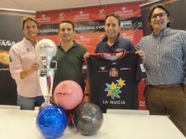 Mundial Padbol 2014 en La Nucia