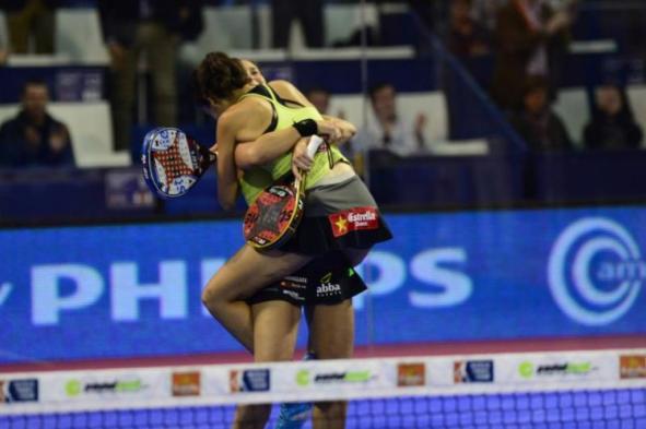 Ganadoras Masters finals 2014