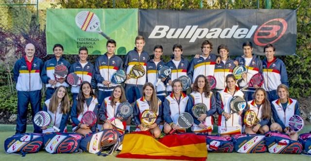 Patrocinadores para la Federación Española de Pádel