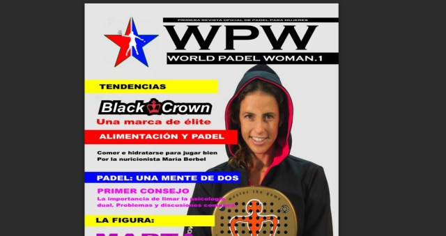World Padel Woman