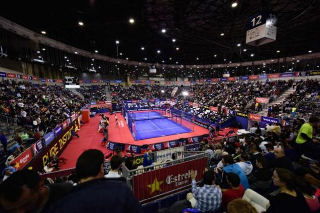 Sedes confirmadas World Padel Tour 2015