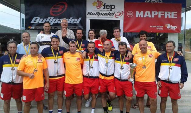 Ganadores Cto. España Absoluto de veteranos por CCAA
