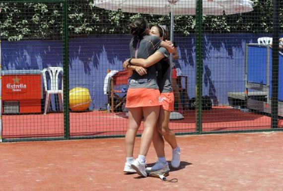 Ganadoras World Padel Tour 2015 Cordoba