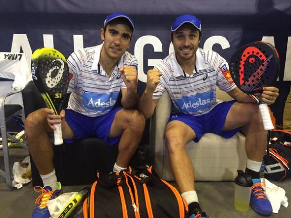Ganadores World Padel Tour 2015 Argentina