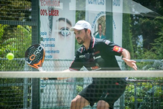 Jordi Muñoz jugará con Fede Quiles