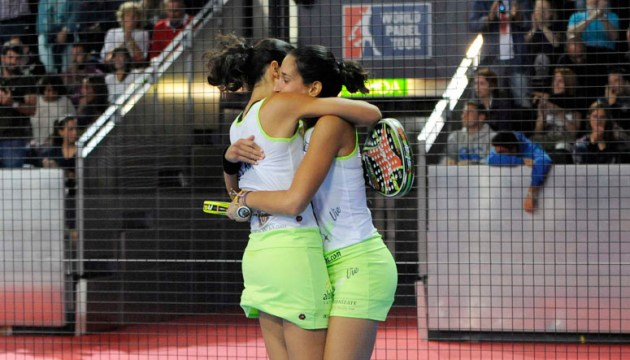 Ganadoras World Padel Tour 2015 Madrid