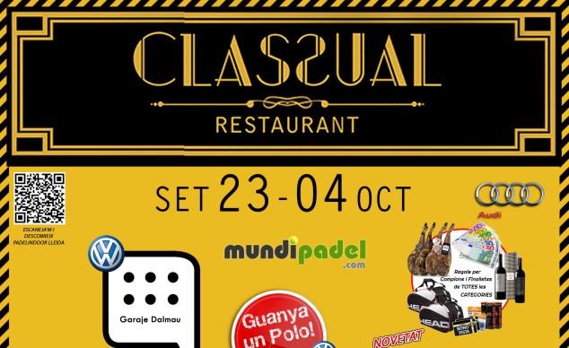 Prueba Open Restaurant Classual 2015