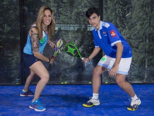 Entrevista a Alba y Alejandro Galán
