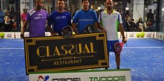 Ganadores del Open Restaurant Classual