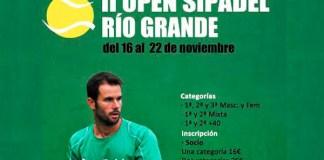 II OPen SIPadel Rio Grande