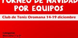 Torneo de Navidad por Equipos en Oromana