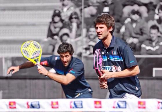Guga Vázquez y Borja Yribarren